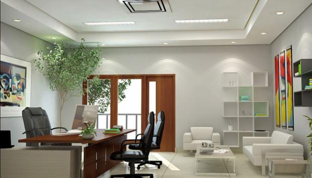 inspirasi ruang kantor