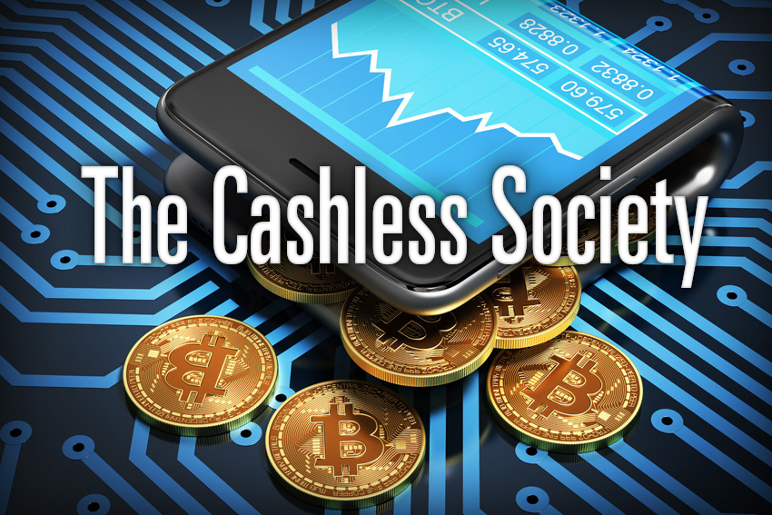 Perkembangan Teknologi Melahirkan Cashless Society