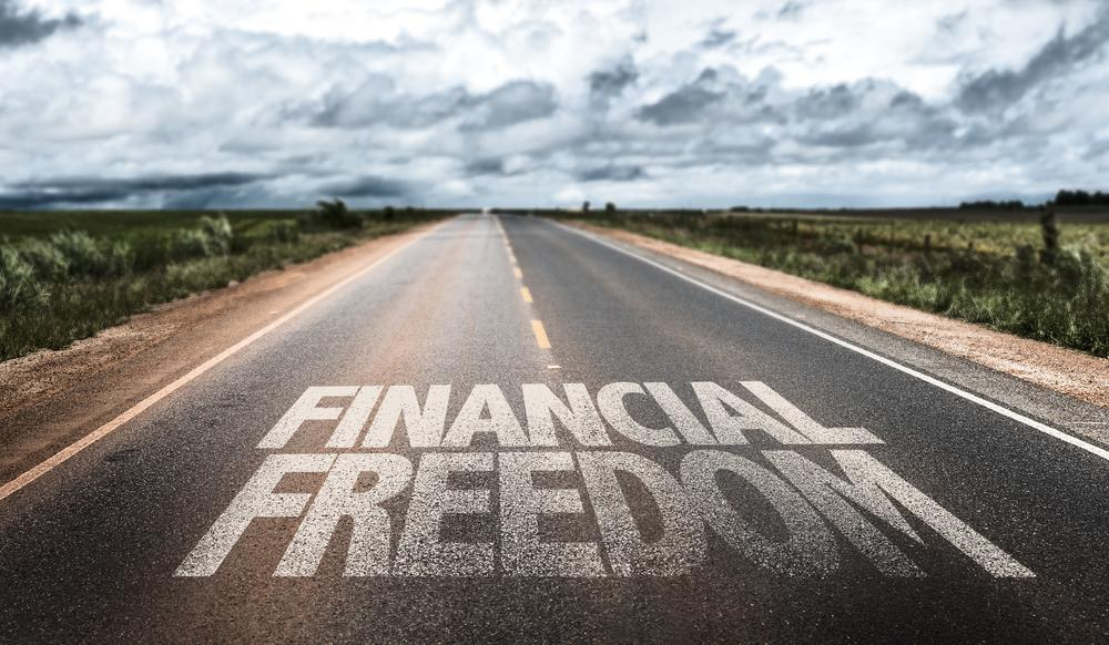 financial freedom property145