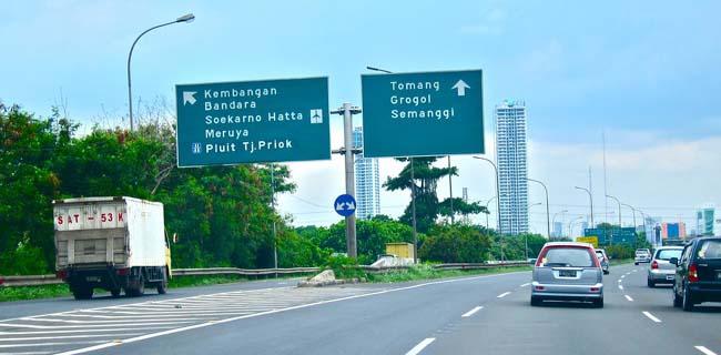 Tarif Bus Tangerang-Jakarta Naik