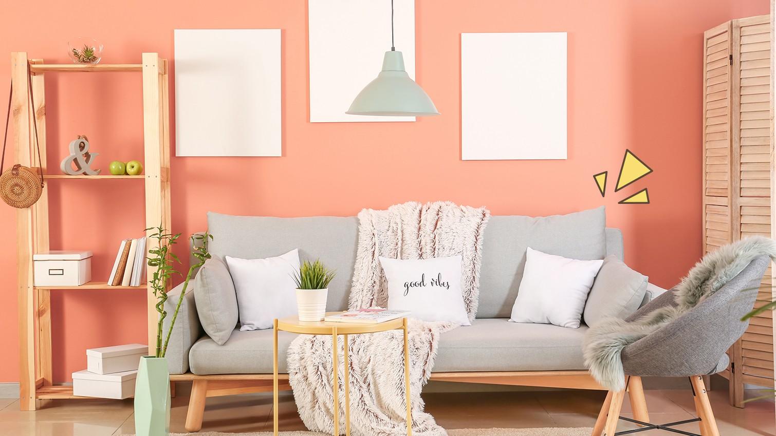 Inspirasi Cat  Dinding Bikin  Rumah  Adem  property145