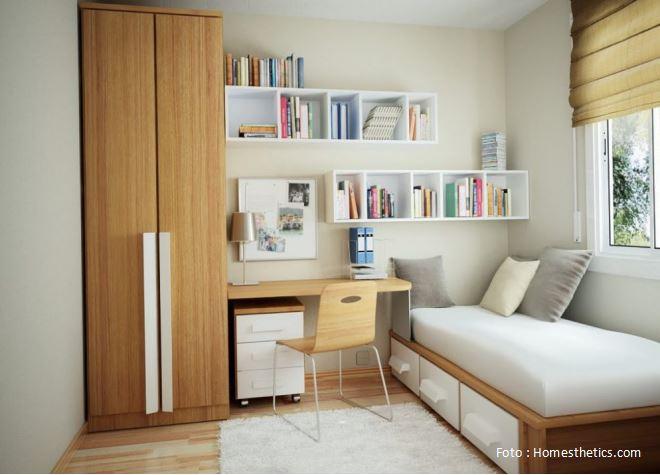 Tips Membuat Desain Interior Kamar Minimalis