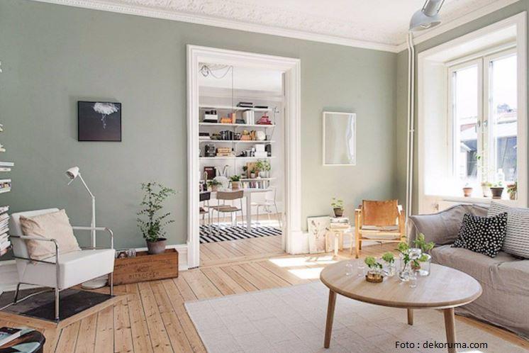 Makna Penggunaan Warna Pada Cat Dinding