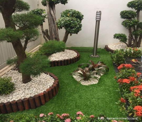 Tips Membuat Taman Minimalis Di Rumah