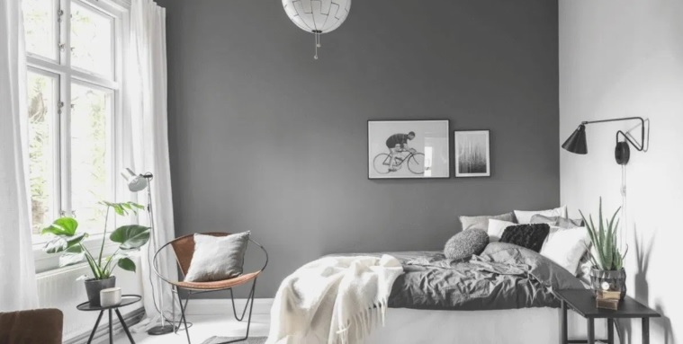 Makna Penggunaan Warna Pada Cat Dinding - property145