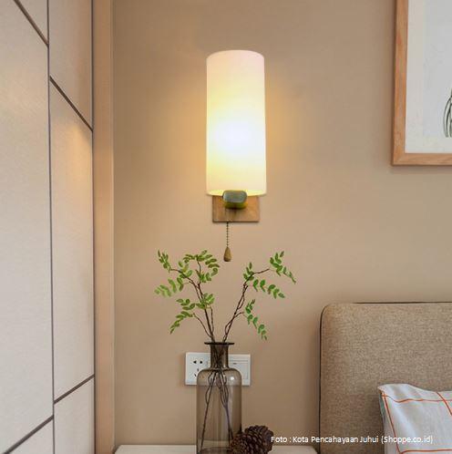 7 Ide Lampu Kamar Tidur Bergaya Modern Minimalis