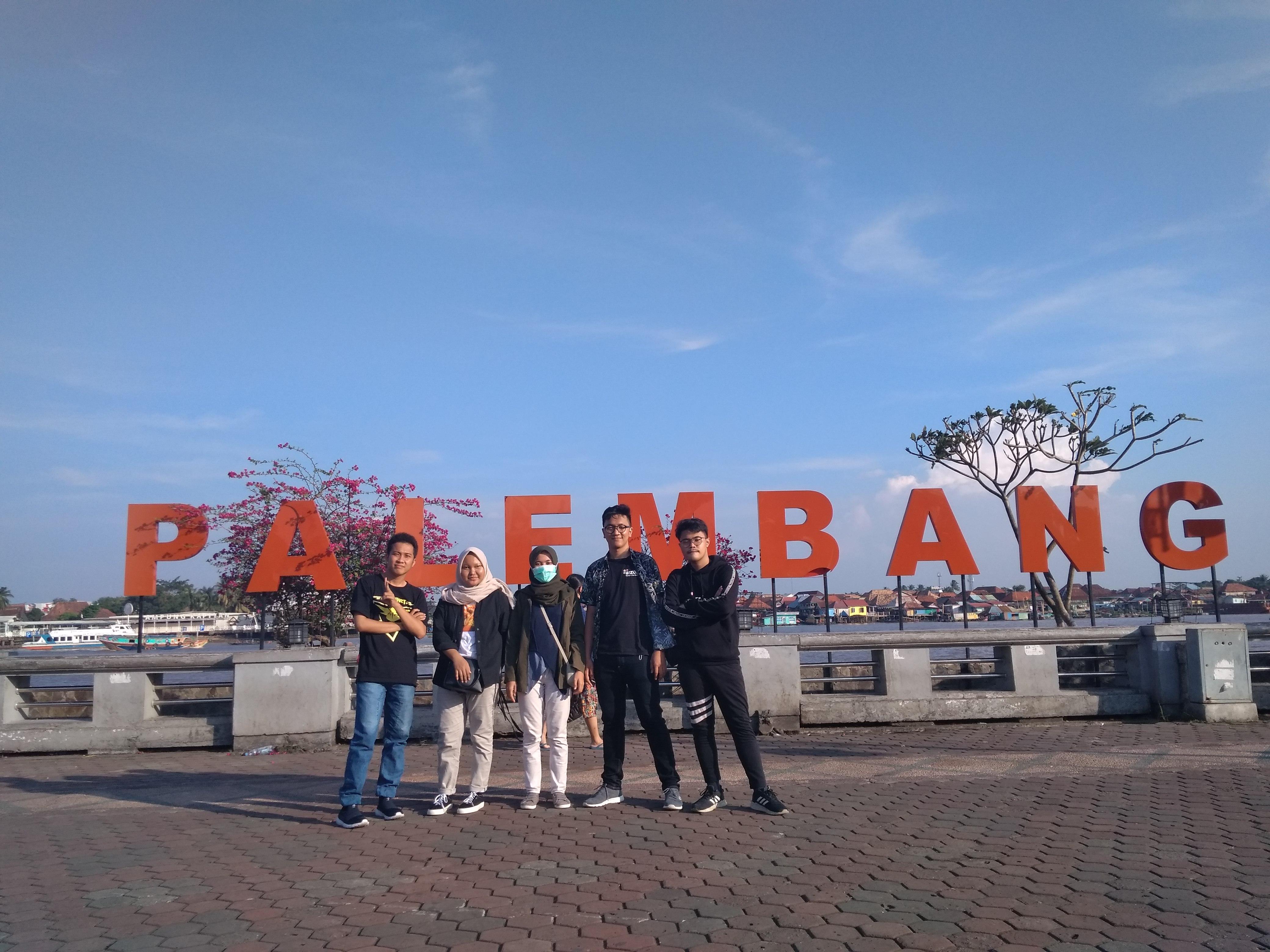 Berwisata di Kota Palembang