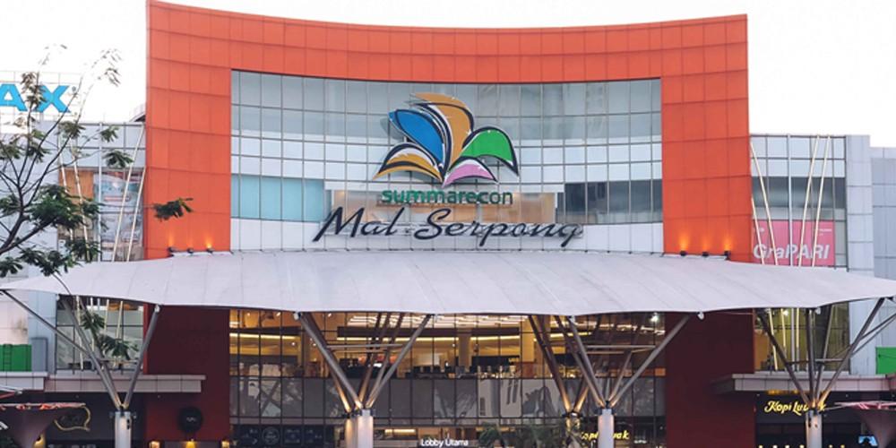 sumarecon mall serpong