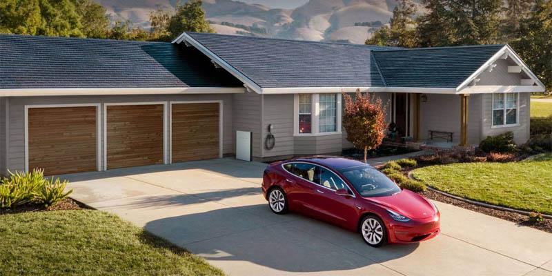 Tesla Solarglass