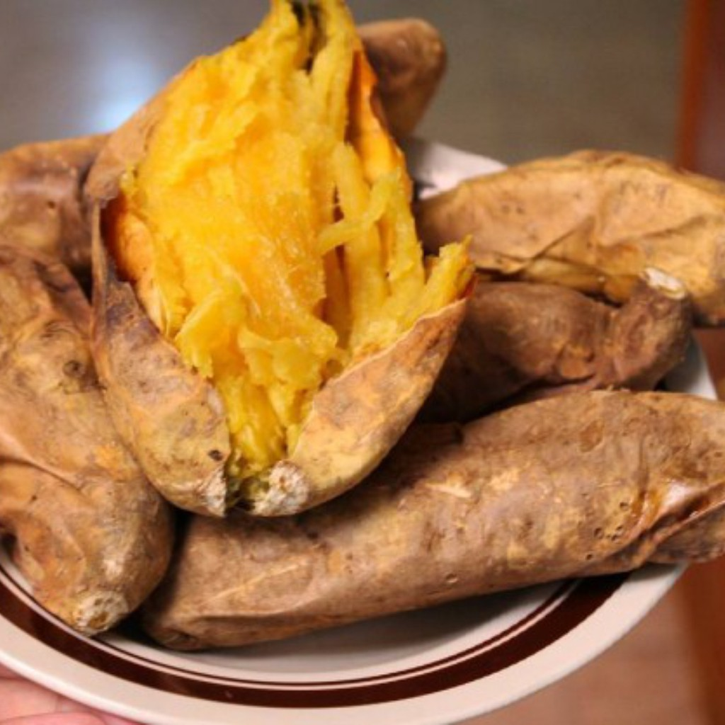 lezatnya ubi cilembu