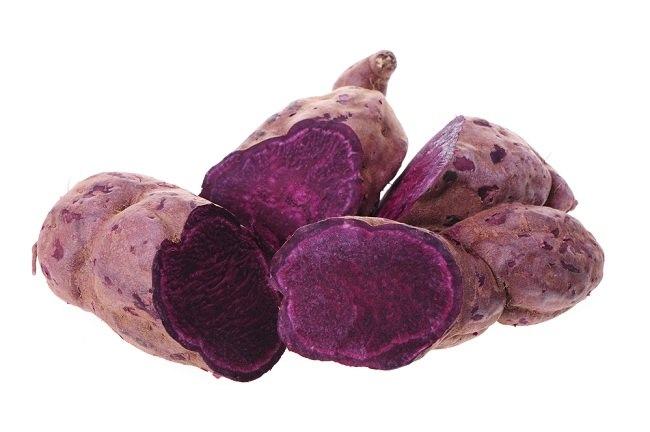 lezatnya ubi jalar ungu