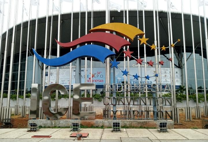 ice bsd convention hall