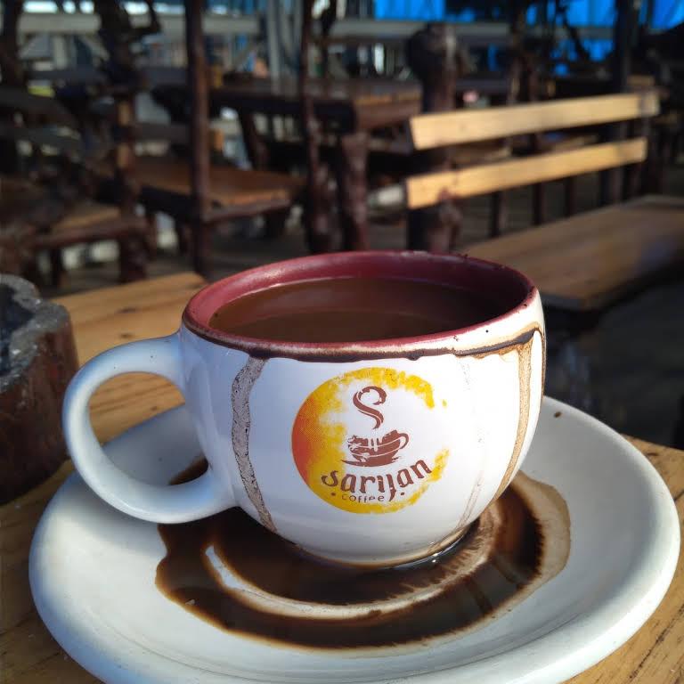 sarijan cafe
