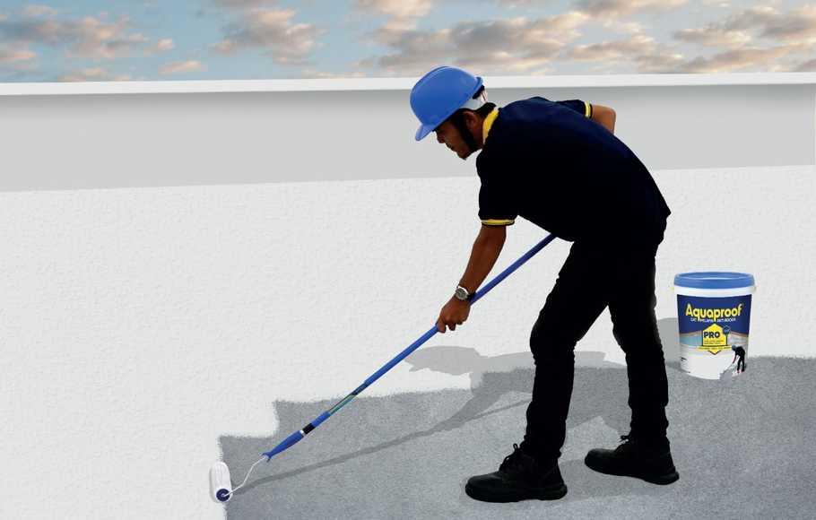 Tips Melawan Atap Bocor Dengan Aquaproof