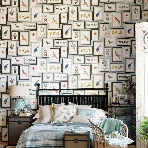 wallpaper untuk kamar tidur