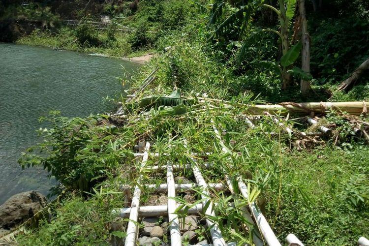 teknologi bambu atasi banjir tanah longsor