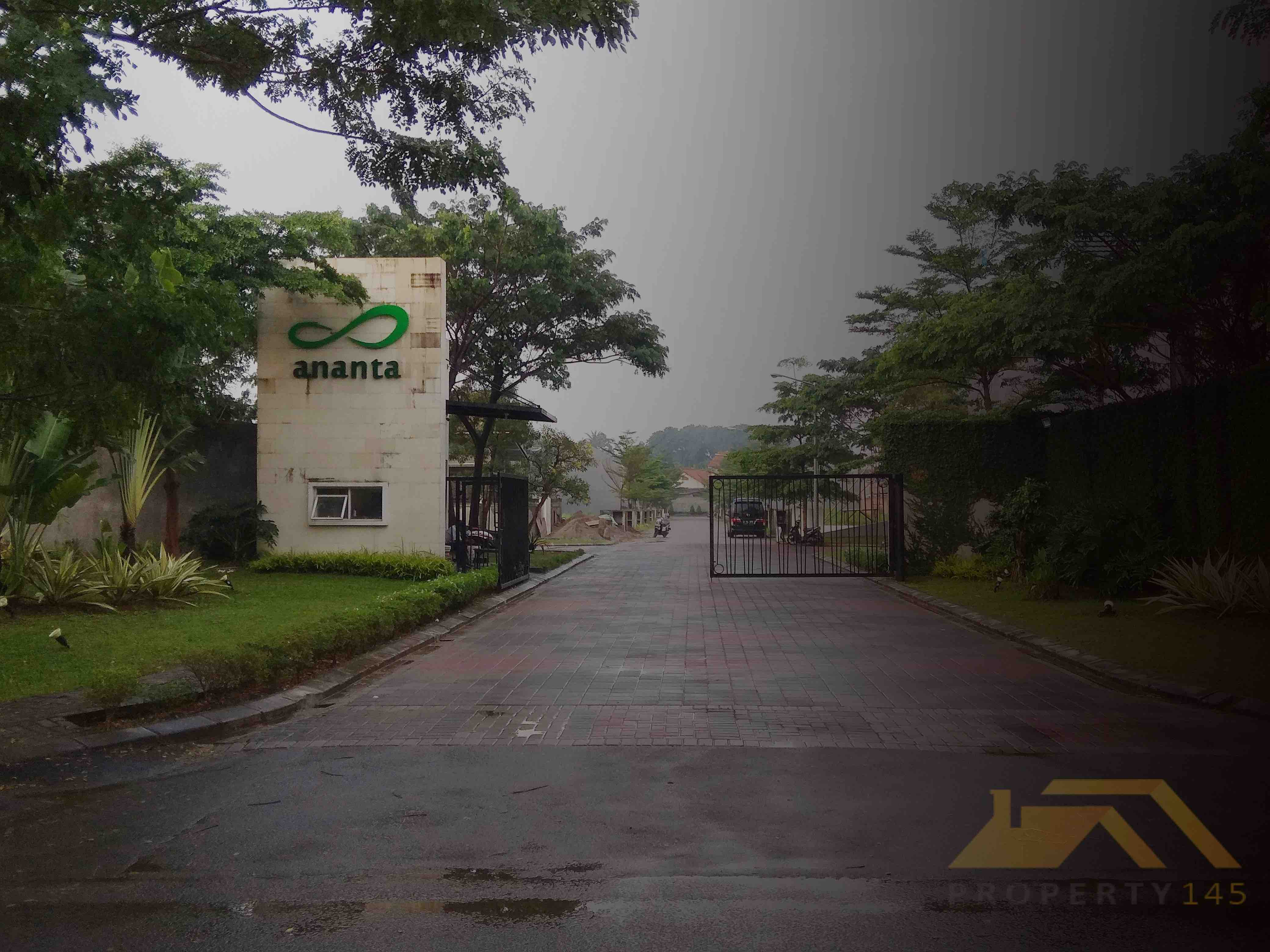 Konsep Rumah Eco Green Ananta Residence Tangerang
