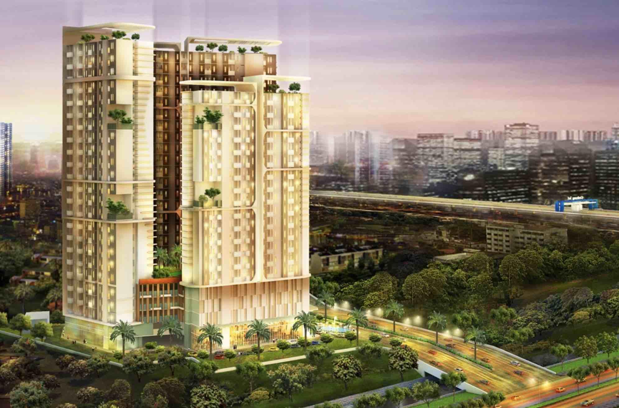 Vittoria Residence Apartemen 400 Jutaan di Jakarta Barat