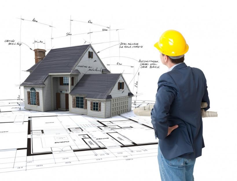 ilustrasi arsitektur bangunan
